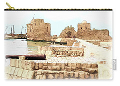 Do-00423 Citadel Of Sidon Carry-all Pouch