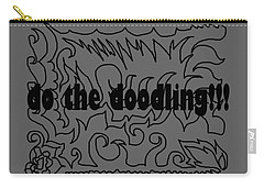 Do The Doodling Carry-all Pouch