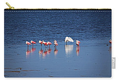 Carry-all Pouch featuring the photograph Do What You Wanna Do by Michiale Schneider