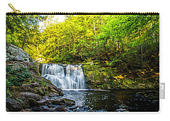 Doans Falls Lower Falls Carry-all Pouch