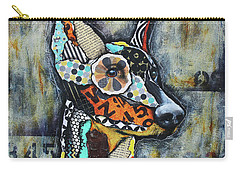 Doberman Pinscher Carry-all Pouch