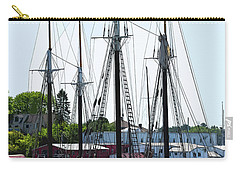 Docked Masts Carry-all Pouch