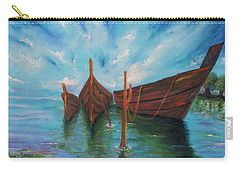 Docking Carry-all Pouch by Itzhak Richter