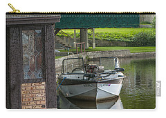 Docking Mayflies Carry-all Pouch