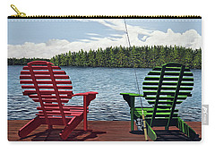 Dockside Carry-all Pouch by Kenneth M  Kirsch