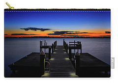 Dockside Sunset Carry-all Pouch