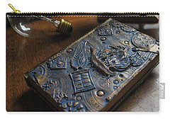 Doctor Who Steampunk Journal  Carry-all Pouch