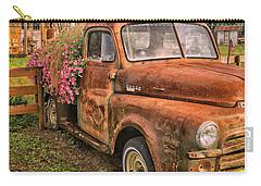Dodge Flower Pot Carry-all Pouch