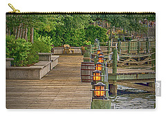Down By The Boardwalk Carry-all Pouch