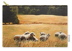 Golden Fleece Carry-all Pouch