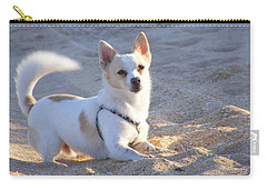 Dog Beach Day Carry-all Pouch