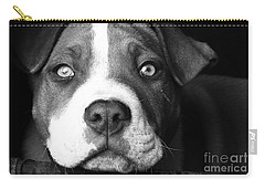 Dog - Monochrome 2 Carry-all Pouch