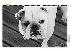 Dog - Monochrome 6 Carry-all Pouch