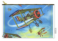 Dogfight Carry-all Pouch by Scott Ross
