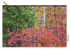 Dogwood And Cedar Carry-all Pouch