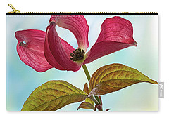 Dogwood Ballet 4 Carry-all Pouch by Shirley Mitchell