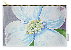 Dogwood Bloom Carry-all Pouch