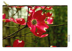 Dogwood Blooms In The Spring Carry-all Pouch