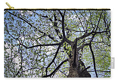Dogwood Canopy Carry-all Pouch by Cricket Hackmann