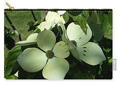 Dogwood Flowers Carry-all Pouch