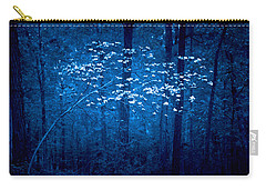 Carry-all Pouch featuring the photograph Dogwoods Of Texas by Linda Unger
