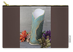 Doily Vase IIi Carry-all Pouch