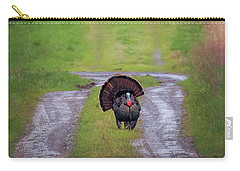 Doing The Turkey Strut Carry-all Pouch