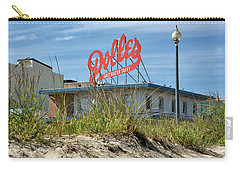 Carry-all Pouch featuring the photograph Dolles Candyland - Rehoboth Beach Delaware by Brendan Reals