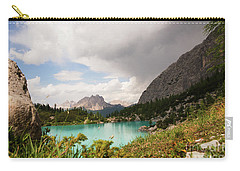 Dolomit View II Carry-all Pouch by Yuri Santin
