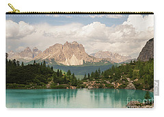 Dolomiti View I Carry-all Pouch by Yuri Santin