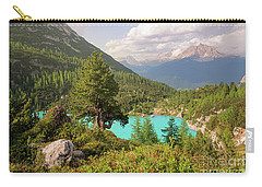 Dolomiti View Carry-all Pouch by Yuri Santin