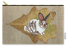 domestic Rabbit Carry-all Pouch