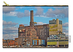 Domino Sugar Water View Carry-all Pouch by Alice Gipson