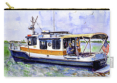 Don And Kathys Boat Carry-all Pouch by John D Benson