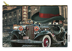 Don Cadillacchio Carry-all Pouch by Marian Voicu