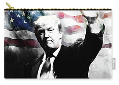 Donald Trump 01c Carry-all Pouch by Gull G