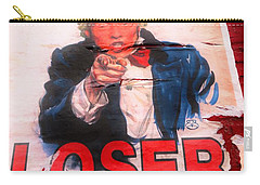 Donald Trump Loser Or Winner  Carry-all Pouch