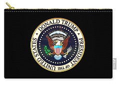 Donald Trump President Seal Carry-all Pouch