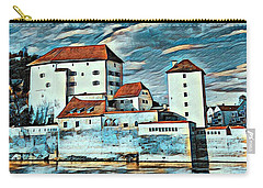 Donau, Passau, Germany Carry-all Pouch