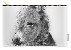Donkey Carry-all Pouch by Taylan Apukovska
