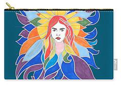 Donna Soul Portrait Carry-all Pouch