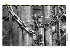 Don't Fence Me Out Carry-all Pouch by Mike Eingle