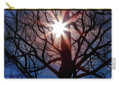 Don't Lose Sight Of It All Carry-all Pouch by Karen Wiles