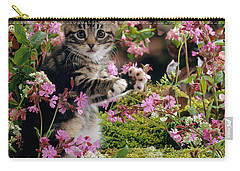 Don't Pick The Flowers Carry-all Pouch