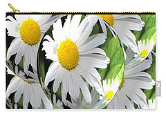 Doo Wop Daisies Carry-all Pouch