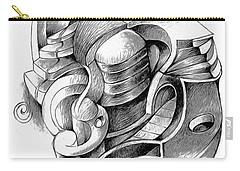 Escher Carry-All Pouches