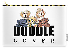 Doodle Lover Carry-all Pouch