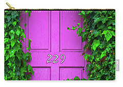 Door 229 Carry-all Pouch by Darren White