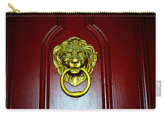 Door Knocker Carry-all Pouch