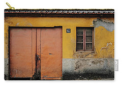 Carry-all Pouch featuring the photograph Door No 162 by Marco Oliveira